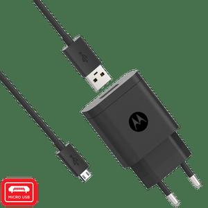 Szybka ładowarka Motorola 10W z kablem micro USB do transmisji danych